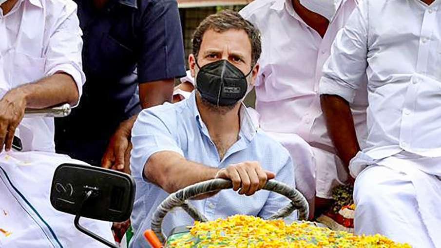 राहुल गांधी ने PM मोदी पर लगाया MGNREGA का मजाक उड़ाने का आरोप, कसा तंज- India TV Hindi