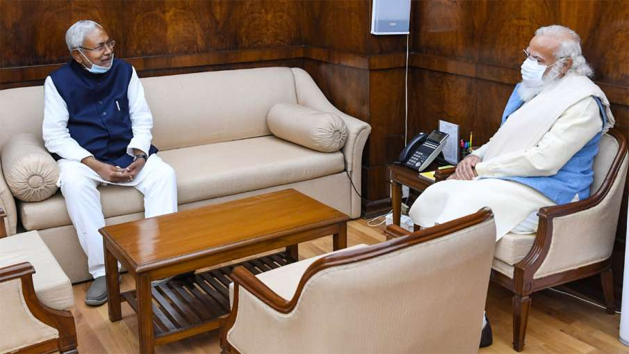 Nitish Kumar, Nitish Kumar Narendra Modi, Narendra Modi, Nitish Kumar Farm Laws- India TV Hindi
