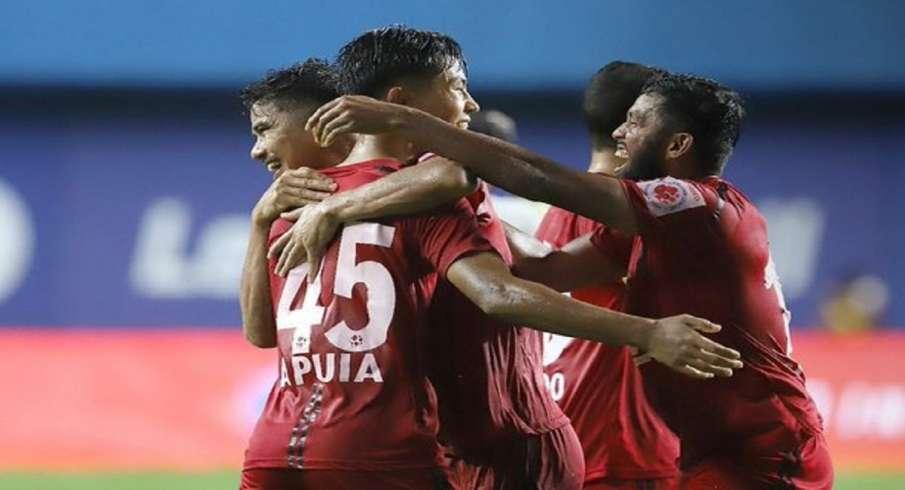 NorthEast United FC, semi-finalsKerala Blasters FC- India TV Hindi