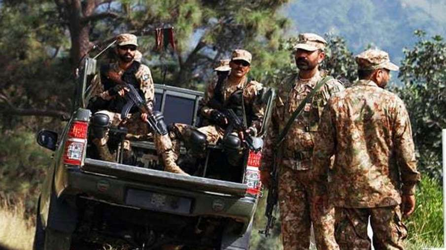 Pakistan 5 Soldiers Killed, Pakistan Soldiers Killed, Pakistan Soldiers Killed Rebels- India TV Hindi