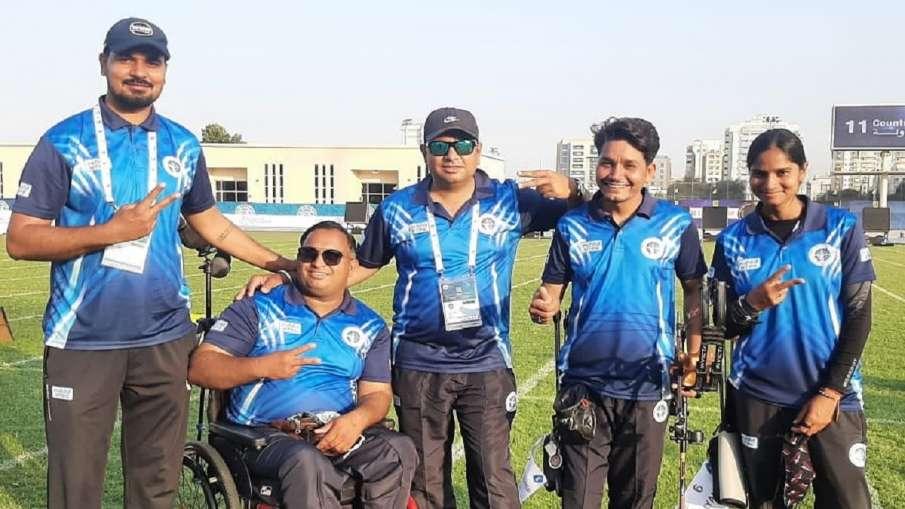 Para Archery Team- India TV Hindi