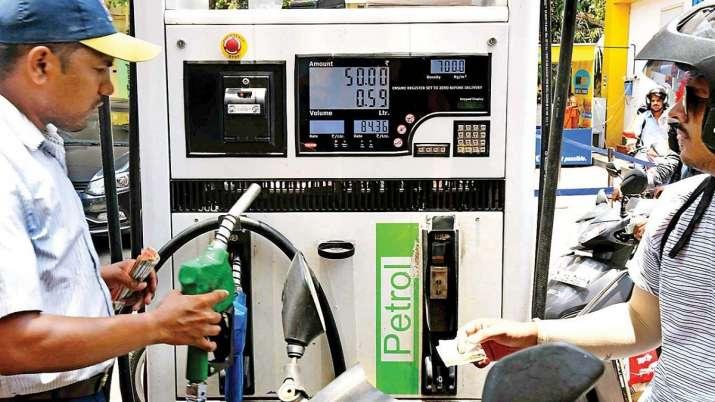 पेट्रोल-डीजल की...- India TV Hindi