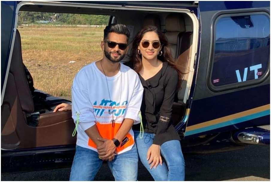 Rahul Vaidya and Disha Parmar- India TV Hindi