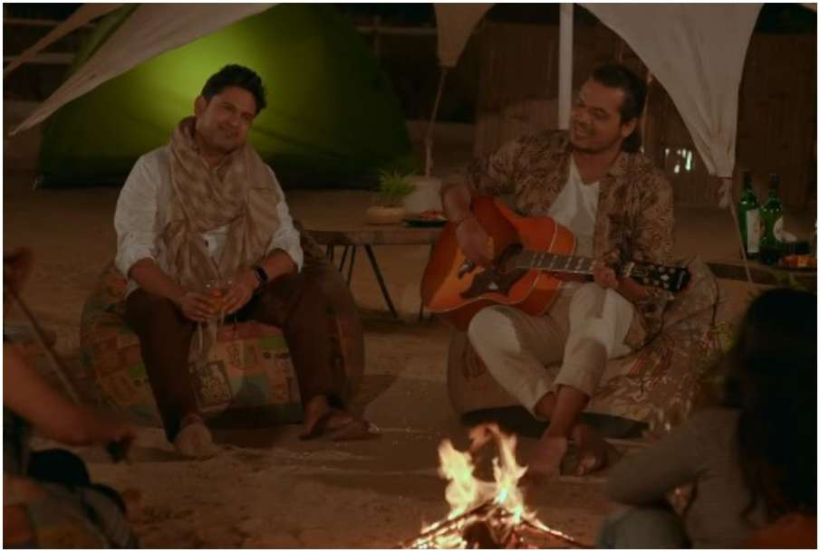Manoj muntashir launches new song khalish on valentine day - India TV Hindi