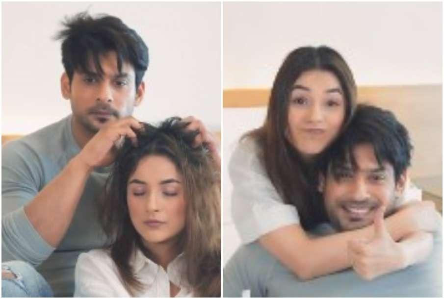 Sidharth Shukla and Shehnaz Kaur Gill- India TV Hindi