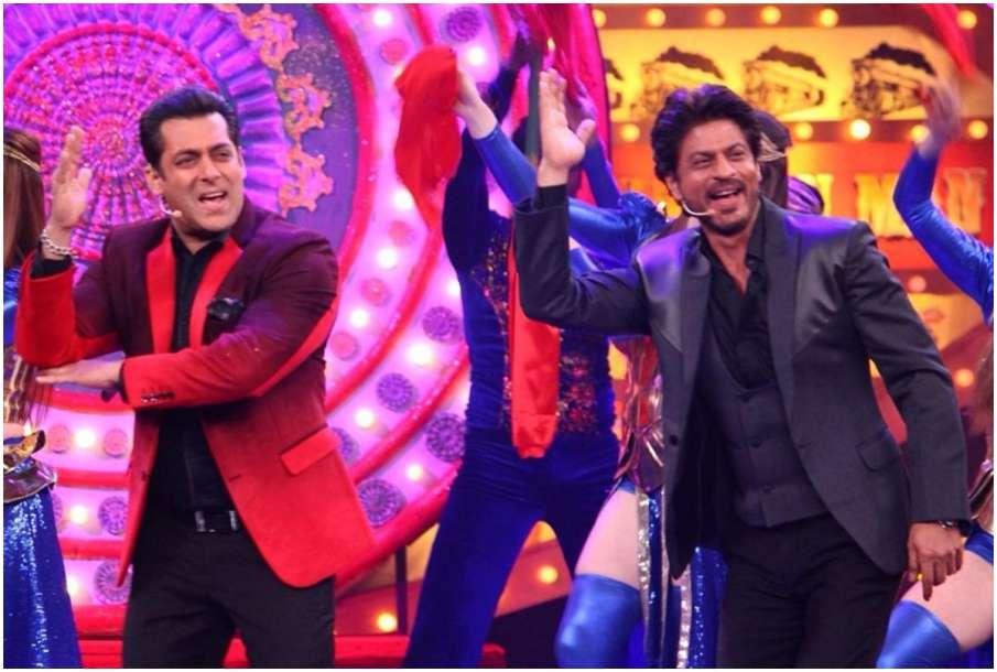 Salman Khan and Shahrukh Khan - India TV Hindi
