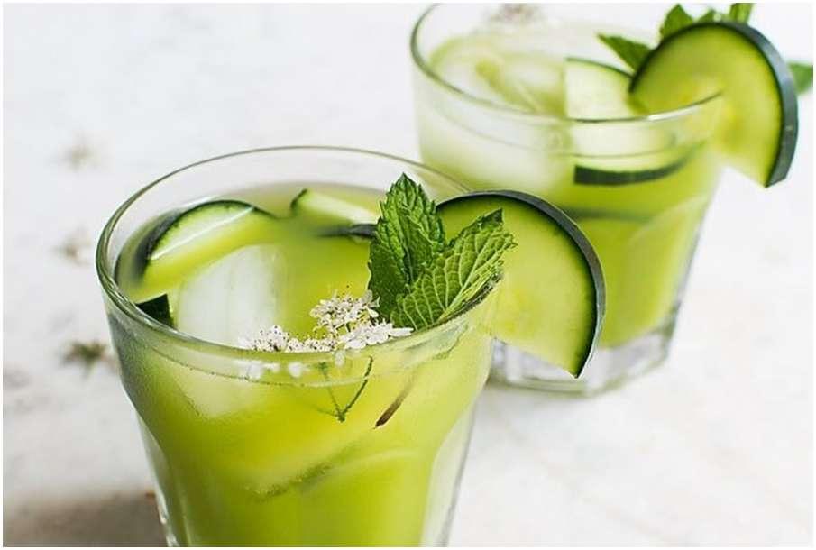 cucumber weight loss juice - India TV Hindi