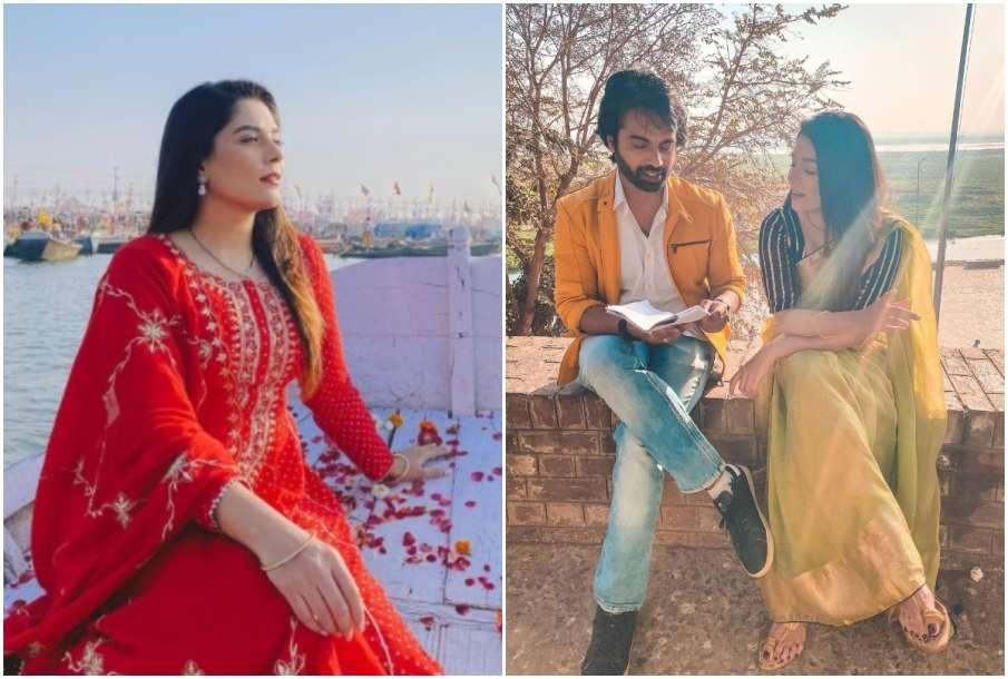 Pooja Gor and Arhaan Behll- India TV Hindi