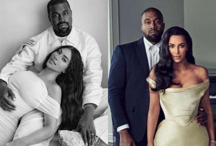 Kim Kardashian and Kanye West- India TV Hindi