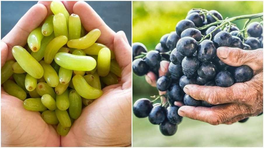 अंगूर खाना सेहत के...- India TV Hindi