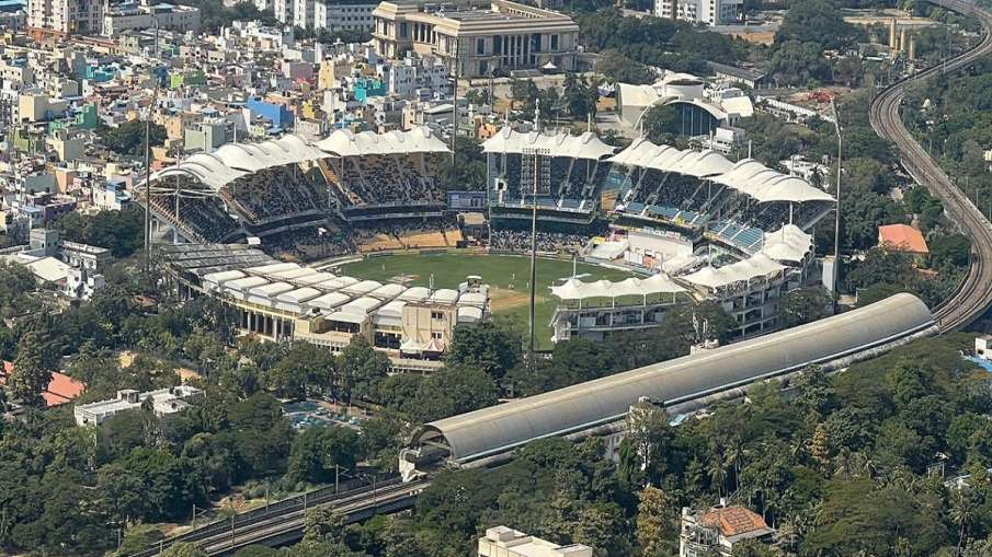IND vs ENG Chennai Test - India TV Hindi