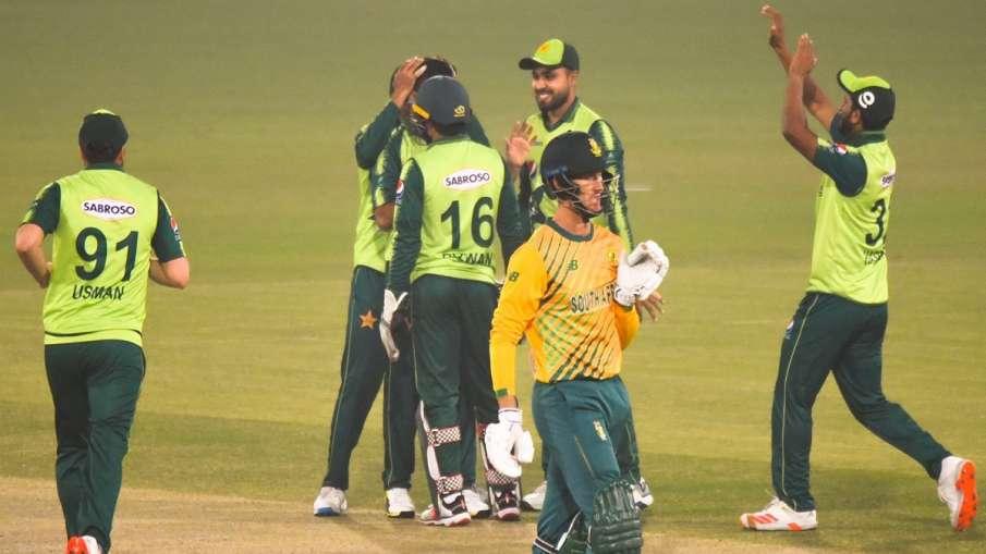 PAK v SA : पाकिस्तान ने 4...- India TV Hindi