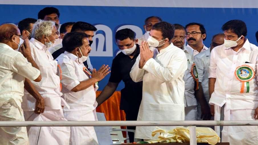 Did Rahul Gandhi insult North Indians BJP accuses क्या राहुल गांधी ने किया उत्तर भारतीयों का अपमान? - India TV Hindi