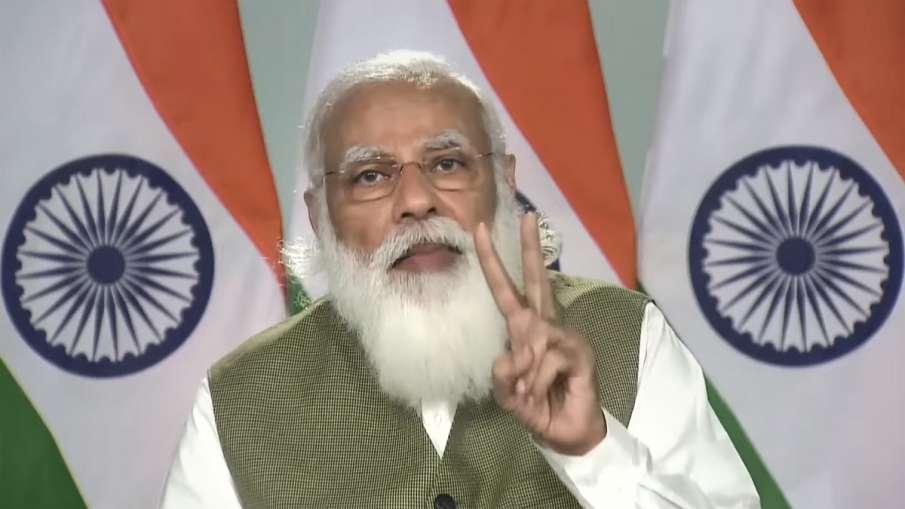 Mann ki baat today pm narendra modi speech Mann ki Baat: जल सिर्फ जीवन ही नहीं, आस्था और विकास की धा- India TV Hindi