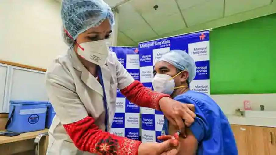Rajasthan exceeds Covid vaccination target in 1st round- India TV Hindi