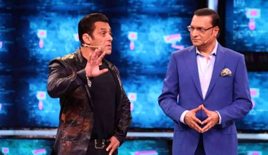 salman khan wishes rajat sharma on birthday - India TV Hindi