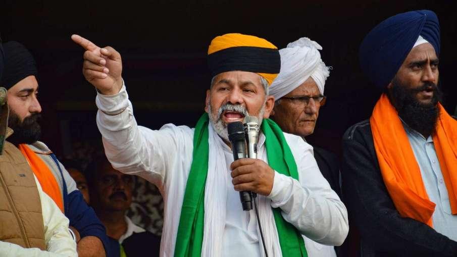 Farmers will gherao Parliament if govt doesn't repeal three agri laws, says Rakesh Tikait- India TV Hindi