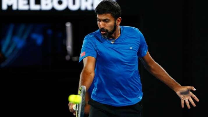 Rohan Bopanna, kyu song, Divij Sharan, Australian Open, Ankita Raina- India TV Hindi