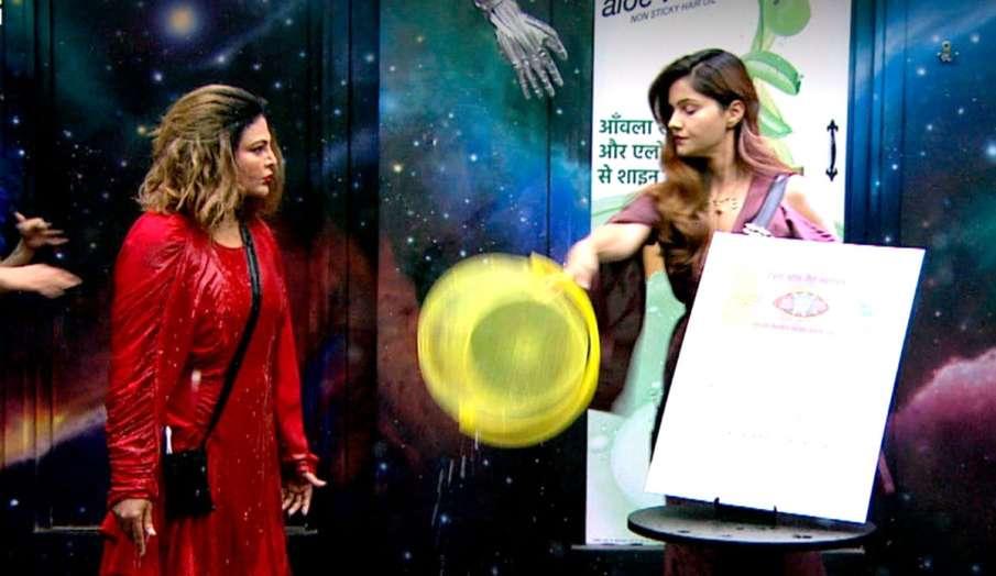 bigg boss 14 rubina dilaik nominated- India TV Hindi