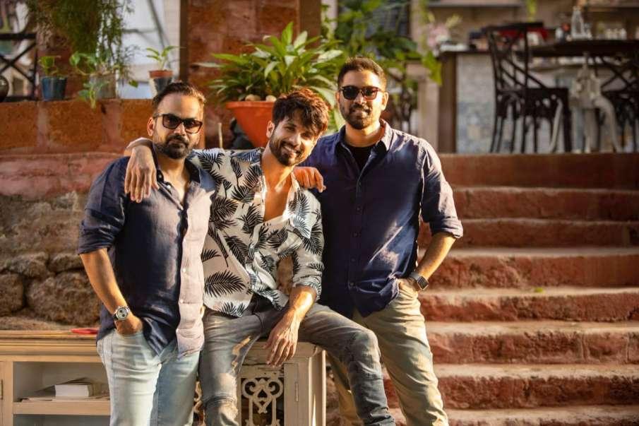 शाहिद कपूर के डिजिटल डेब्यू की घोषणा हुई- India TV Hindi