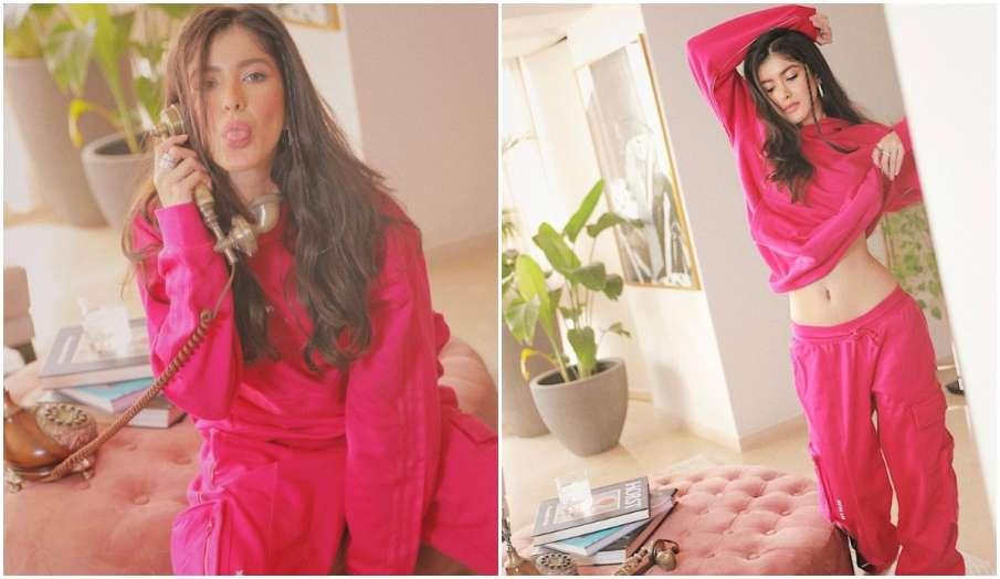 संजय कपूर की बेटी शनाया का लेटेस्ट फोटोशूट हुआ वायरल, पिंक आउटफिट्स में नजर आईं ग्लैमरस- India TV Hindi