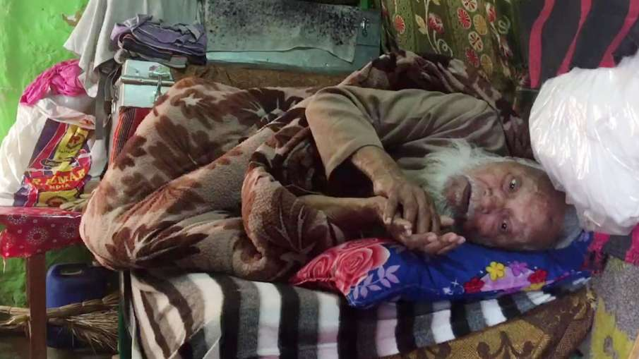 Mohammad Shareef, Mohammad Sharif bedridden, Padma Shri Mohammad Sharif- India TV Hindi