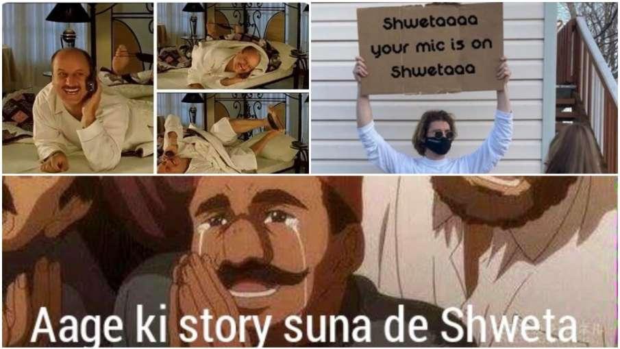 #shweta mic is on- India TV Hindi