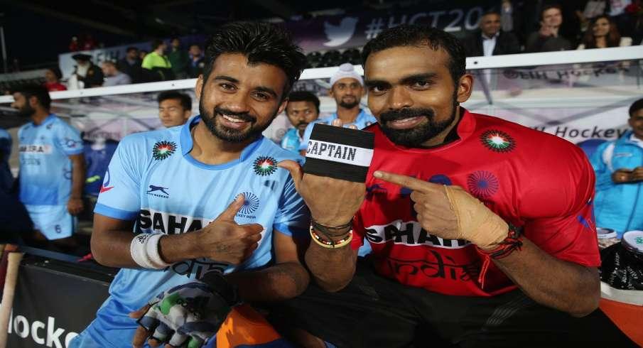 India hockey team, Hockey, IND vs GER Hockey, India vs Germany Hockey, PR Sreejesh, PR Sreejesh on I- India TV Hindi