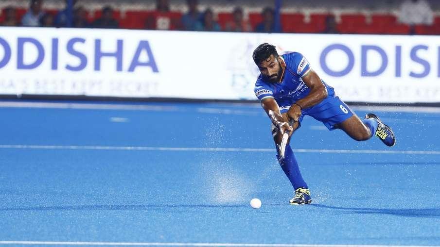 भारतीय हॉकी टीम का...- India TV Hindi