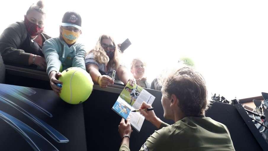 Australian Open fans- India TV Hindi