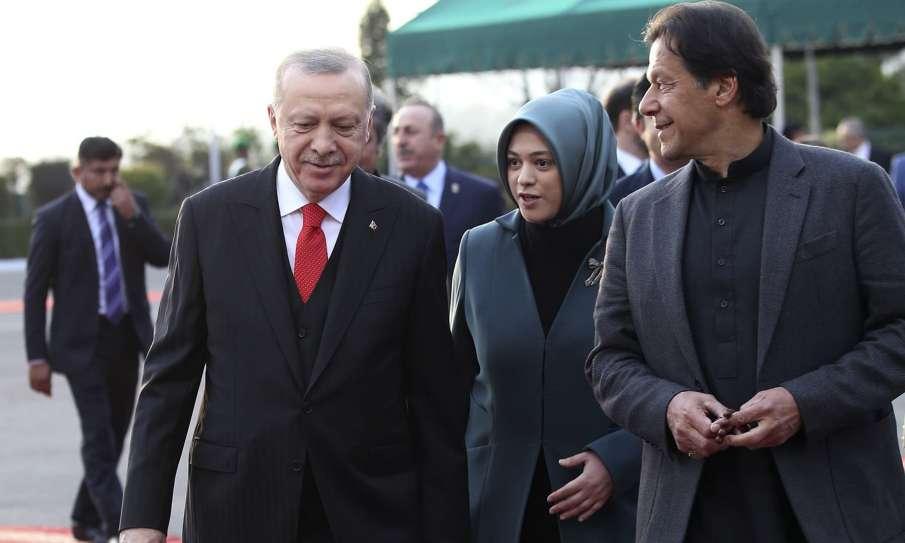 Turkey-Pakistan nexus on proxy warfare working on to create disturbances in Kashmir- India TV Hindi