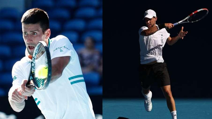 Australian Open 2021: Novak Djokovic and Dominic thiem reach third round- India TV Hindi