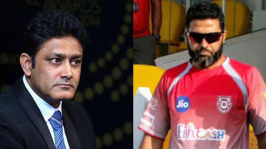Anil Kumble supported Wasim Jaffer, was accused of selecting the team in the name of religion- India TV Hindi