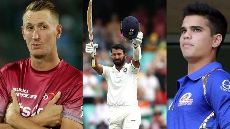 IPL 2021 Auction Chris Morris Arjun Tendulkar Cheteshwar Pujara- India TV Hindi