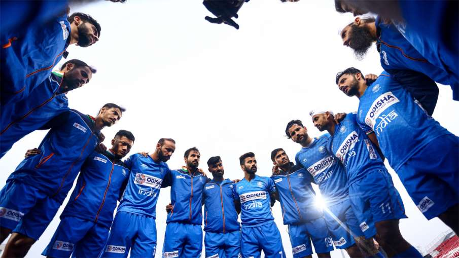 Indian men hockey team will leave for Europe tour on Sunday- India TV Hindi