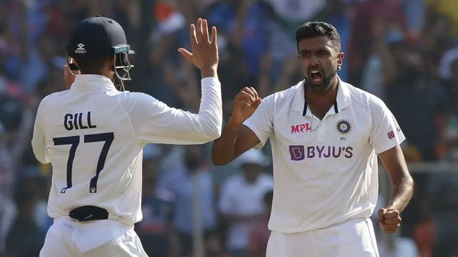 Ashwin created history with the completion of 400 wickets after taking the wicket of Ben Stokes- India TV Hindi