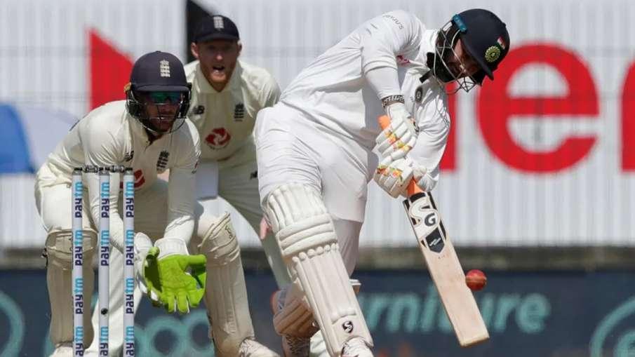 Rishabh Pant Jack Leach India vs England Test Series- India TV Hindi