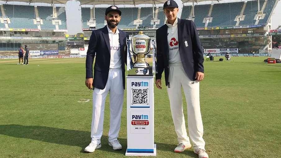 India England Test series should be named 'Tendulkar-Cook Trophy', former England cricketer suggeste- India TV Hindi