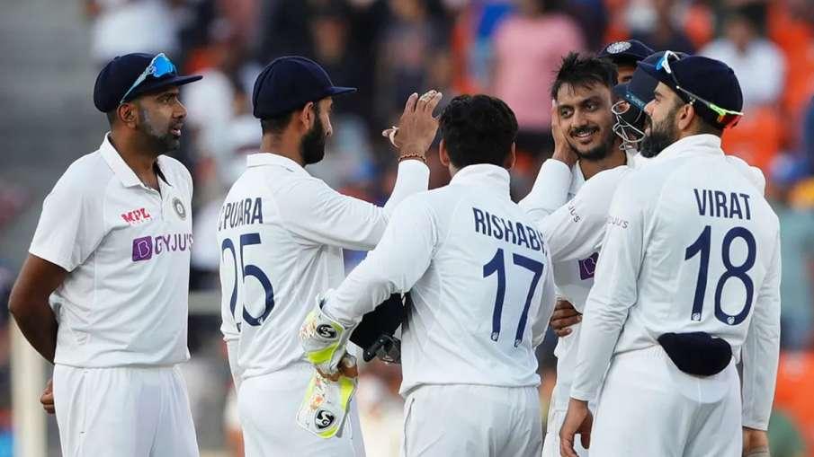 India Beat England by 10 Wickets in 3rd Test Ahmedabad Narendra modi Stadium Axar Patel- India TV Hindi