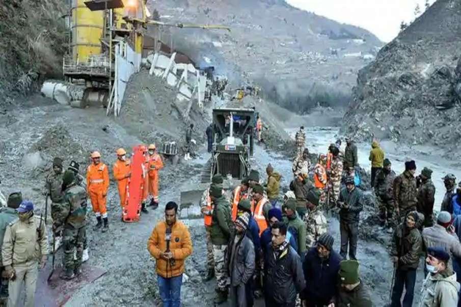 Uttarakhand glacier burst, Chamoli Glacier Flood Helpline Number for Jharkhand Natives- India TV Hindi