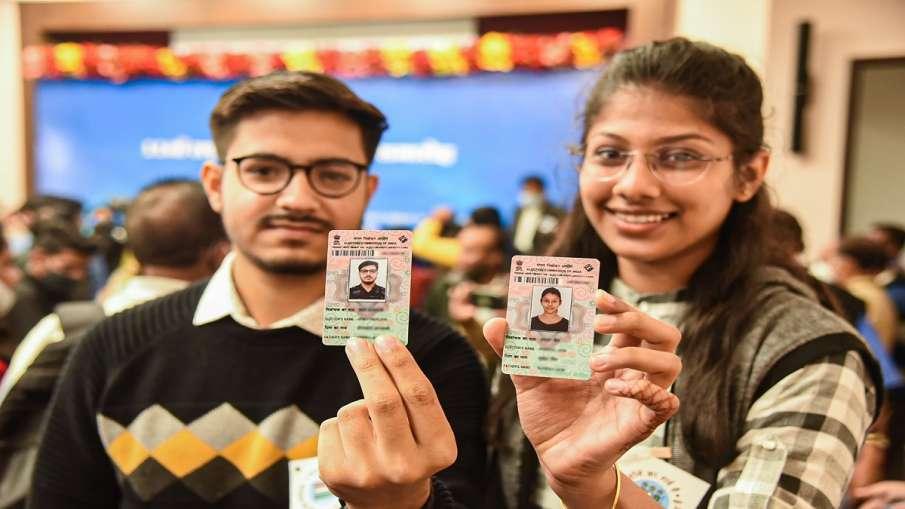 Delhi Municipal Corporation Bye Elections voting today दिल्ली: MCD का सेमीफाइनल! AAP,BJP और कांग्रेस- India TV Hindi