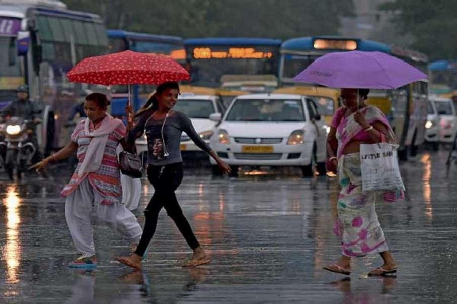 weather forecast Delhi Uttarakhand uttar pradesh fog rain snowfall hailstorm IMD mausam ka hal lates- India TV Hindi
