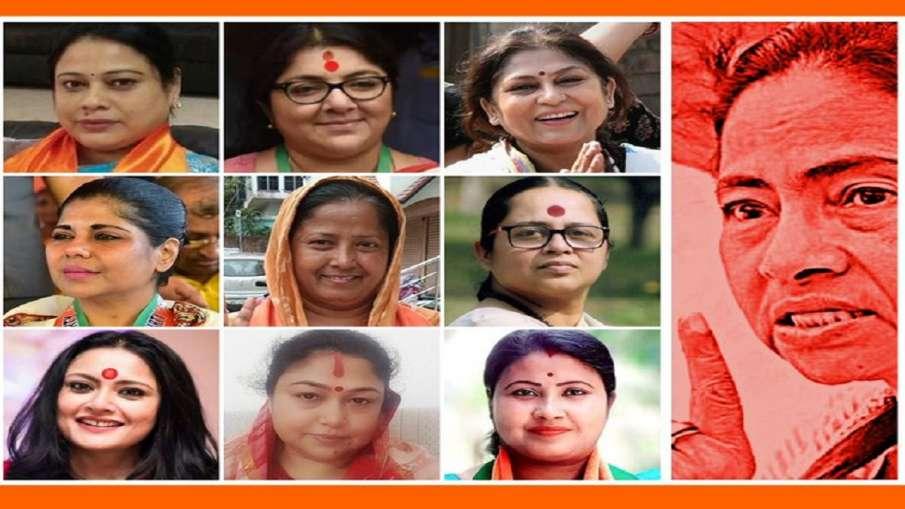 बंगाल में 'बुआ Vs बेटी': BJP ने 'नवरत्नों' के सहारे ममता बनर्जी पर किया पलटवार- India TV Hindi
