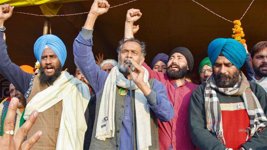 Yogendra Yadav, Yogendra Yadav Farmers Agitation, Yogendra Yadav Modi Government- India TV Hindi