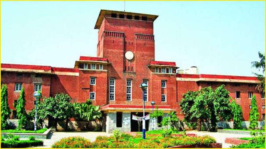 DU OBE EXAM 2021 University of Delhi made many...- India TV Hindi