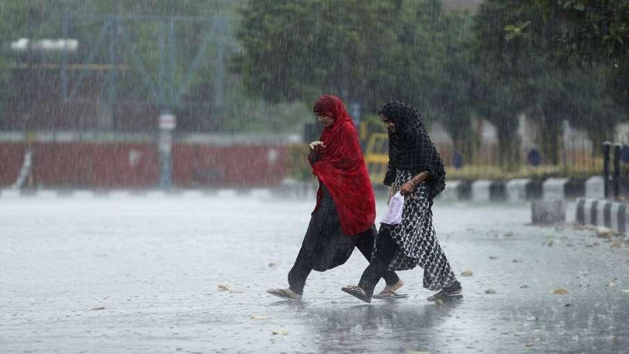 Weather Alert: दिल्ली-NCR समेत यूपी-हरियाणा के इन शहरों में थोड़ी देर में बारिश की संभावना- India TV Hindi
