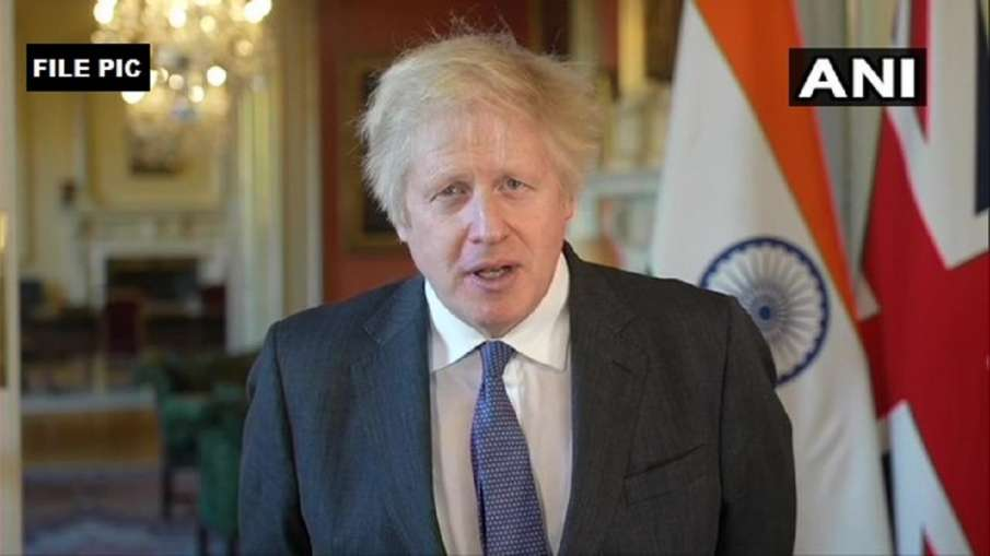 UK Prime Minister Boris Johnson will visit India at the end of April अप्रैल के अंत में भारत आएंगे बो- India TV Hindi