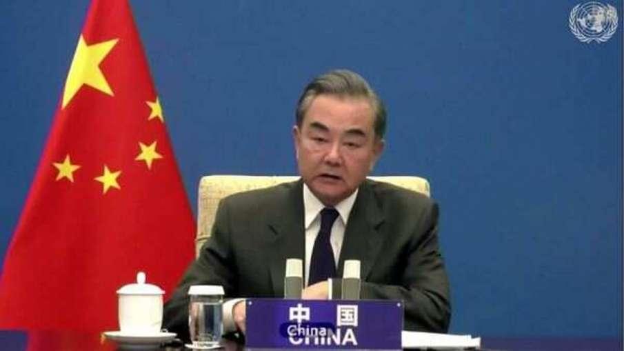 चीन के विदेश मंत्री वांग यी- India TV Hindi