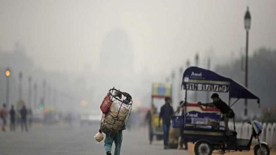 दिल्ली विश्व स्तर पर सबसे प्रदूषित राजधानी, हवा की गुणवत्ता बेहद खराब : रिपोर्ट- India TV Hindi