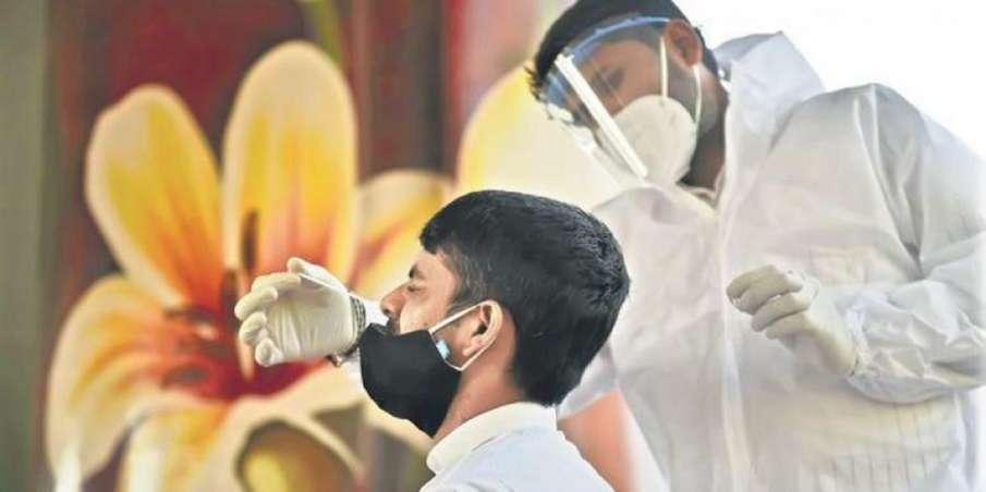 Delhi records 536 fresh coronavirus cases; positivity rate at 0.66 pc- India TV Hindi